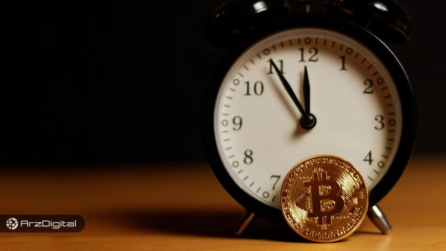 بیت کوین در چه ساعتی بیشترین نوسان را دارد؟