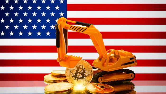 آمریکا به دلیل داشتن رویکرد قانونگذاری و نظارتی واقعبینانه و عملی، زیربنای استخراج قوی و مستحکمی دارد.