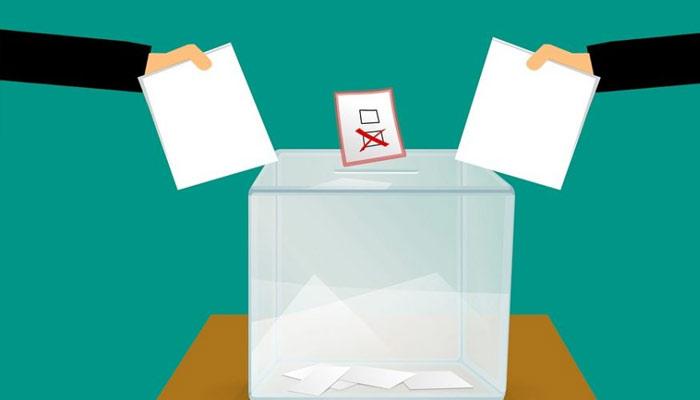 انتخابات بلاک چین