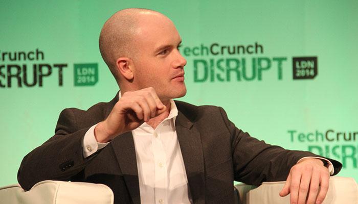 برایان آرمسترانگ، مدیرعامل اجرایی کوین بیس