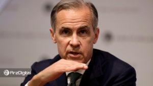 رئیس بانک مرکزی بریتانیا: ارز دیجیتال جای دلار را میگیرد!