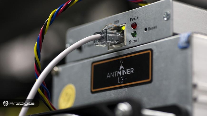 آموزش کامل و تصویری راه اندازی و نصب انت ماینر (Antminer)