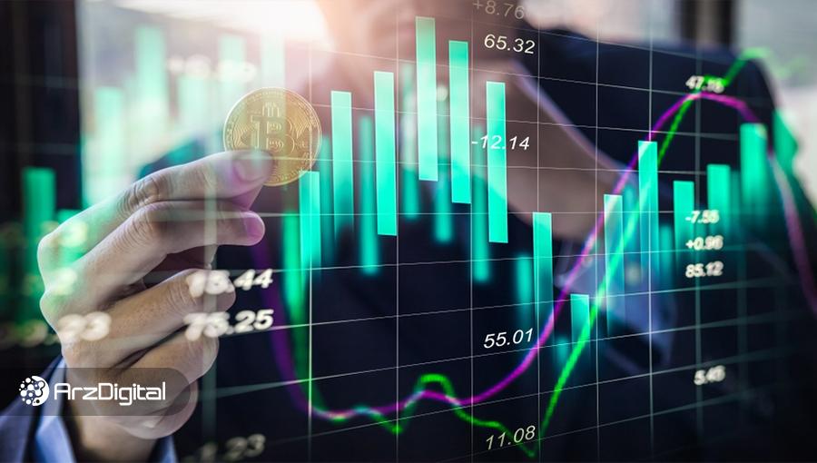 سهم بیت کوین از بازار ارزهای دیجیتال در چه وضعیتی قرار دارد؟