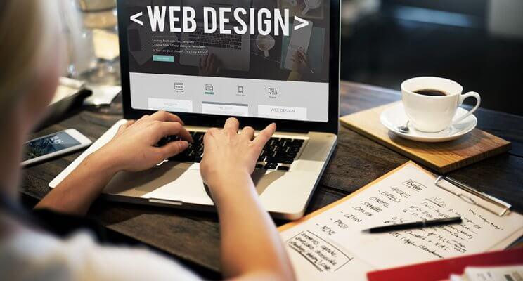 طراح وب در حوزه ارزهای دیجیتال