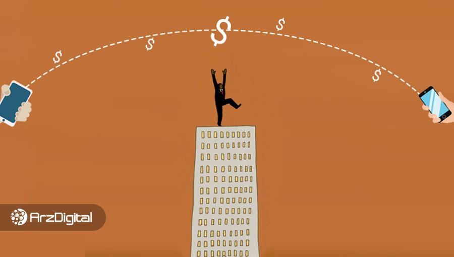 تاثیر ارز دیجیتال تلگرام و فیسبوک در کاهش ارزش ریال/ فینتکها جای بانکها را میگیرند