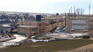 نیروگاه برق ۱۰۰ ساله در آمریکا به فارم استخراج تبدیل میشود!