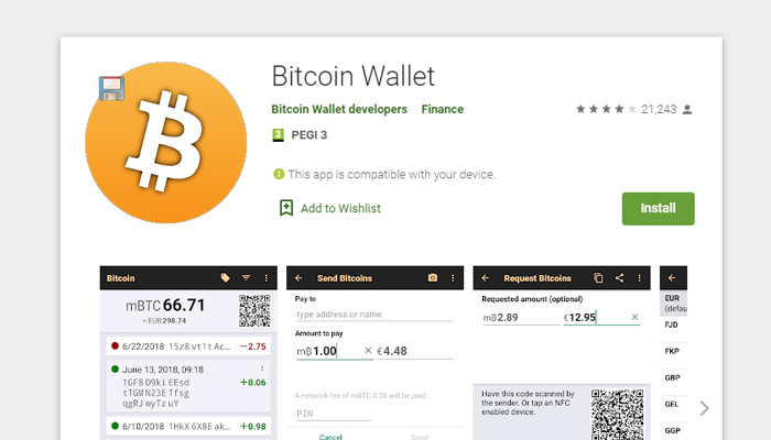 آموزش و راهنمای کامل کیف پول های بیت کوین + معرفی بهترین نرم افزارها