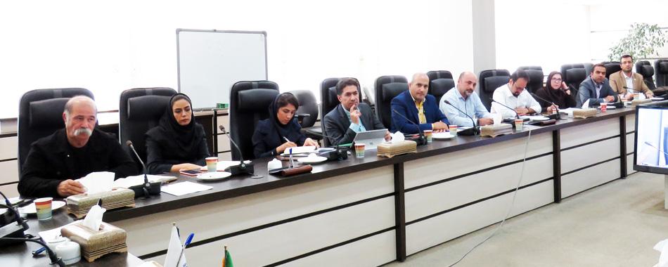 جلسه بررسی مصوبه ماینینگ ارزهای دیجیتال برگزار شد