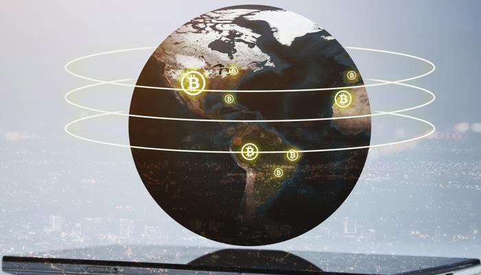 شبکه جهانی بیت کوین