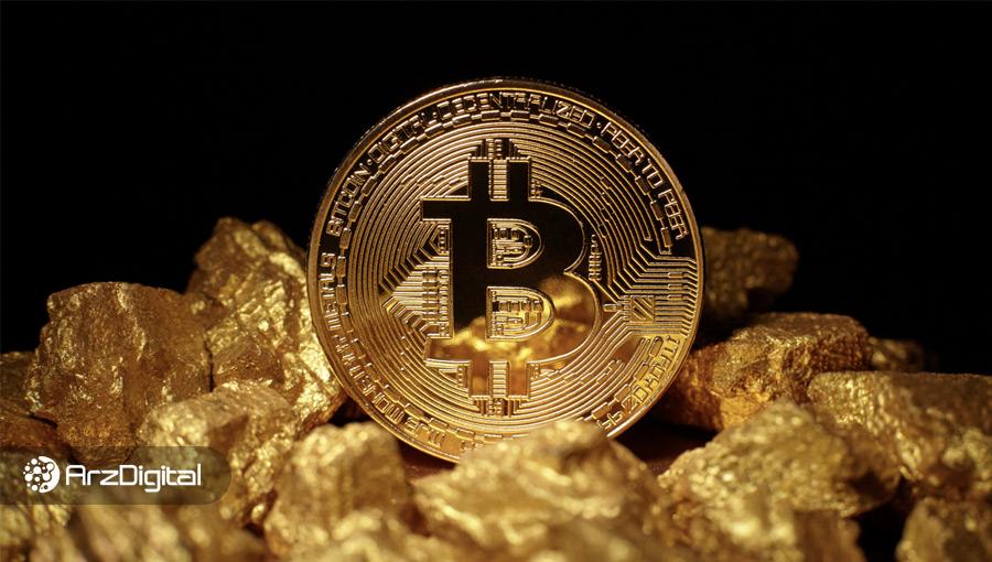 اخبار مثبت از سوی رسانهها/ CNBC: بیت کوین میتواند از طلا جلو بزند