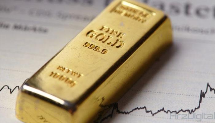 شمش طلای خالص 24 عیار