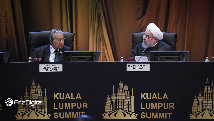 نخست وزیر مالزی با طرح روحانی برای ایجاد ارز دیجیتال موافقت کرد