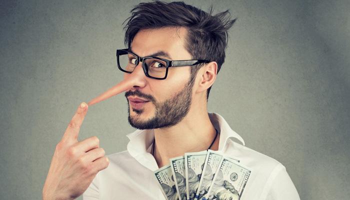۵ نشانه از کلاهبرداری بودن یک سرمایهگذاری
