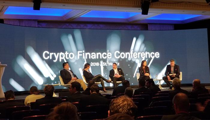کنفرانس مالی کریپتو در سوئیس