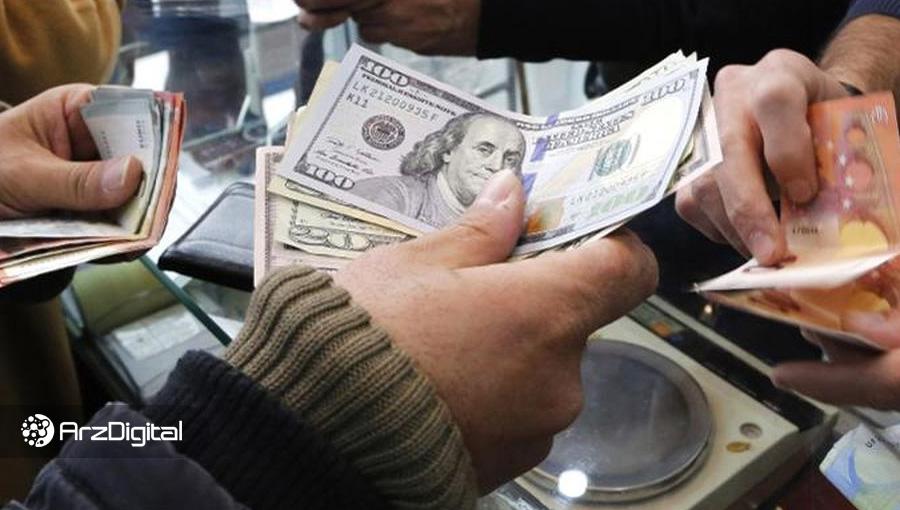 کاهش قیمت دلار؛ ثبات در بازار امروز ارز و طلا
