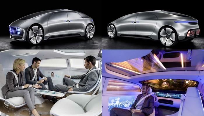طرح مفهومی خودرو بدون سرنشین