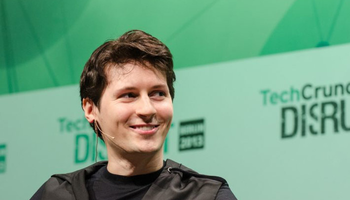 پاول دوروف موسس تلگرام