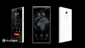 رونمایی از اولین تلفن همراه تماماً بلاک چینی در CES ۲۰۲۰