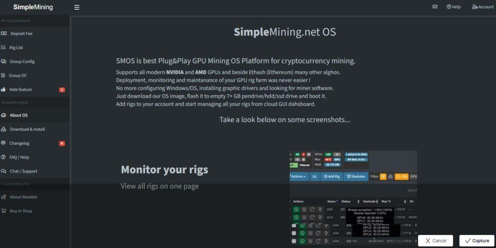 نصب و بررسی سه سیستمعامل مخصوص ماینینگ مبتنی بر لینوکس