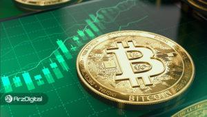 بیش از ۷۶ درصد از دارندگان بیت کوین در سود هستند!