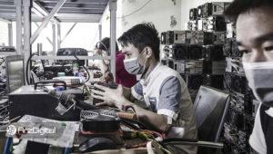 شیوع ویروس کرونا در آستانه هاوینگ بیت کوین؛ ماینرها به دردسر افتادند