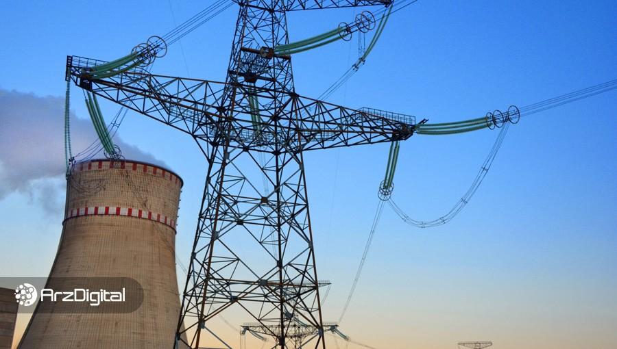 استخراج غیرمجاز ارزهای دیجیتال، عامل افزایش ۱۳ درصدی برق بوده است