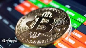 قیمت بیت کوین در واکنش به سقوط بازار سهام چین سطح ۹,۶۰۰ دلار را لمس کرد