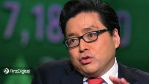 تام لی دست بردار نیست: قیمت بیت کوین به ۵۰۰,۰۰۰ دلار میرسد!
