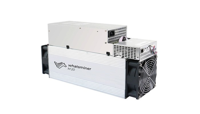 دستگاه Whatsminer M20S