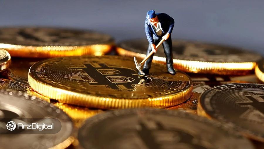 درآمد ۳۸۰ میلیون دلاری استخراجکنندگان بیت کوین در ماه گذشته