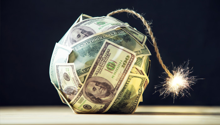 حال بد سیستم بانکداری و دلار؛ زمان شکوفایی بیت کوین