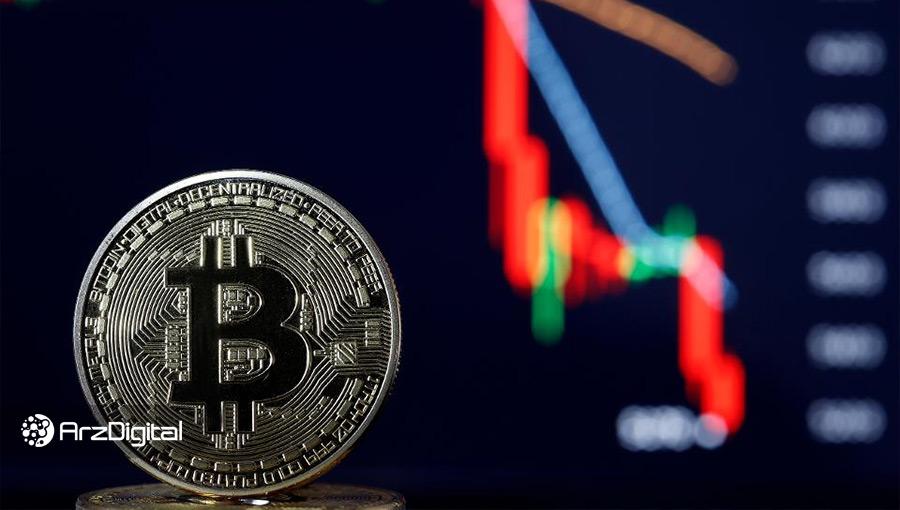 قیمت بیت کوین به ۱۰,۰۰۰ دلار رسید و برگشت؛ ۳ دلیل اصلی