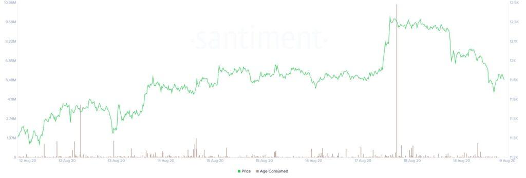 احتمال سقوط بیشتر قیمت بیت کوین وجود دارد