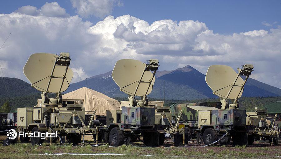 نیروی فضایی آمریکا با یک شرکت بلاک چینی برای تأمین امنیت قرارداد امضا کرد