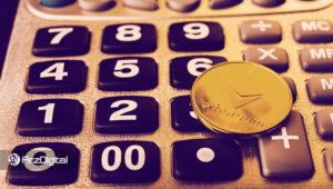 دو برابر شدن کارمزدهای اتریوم با افزایش تب دیفای