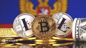 سرمایهگذاران در روسیه ارزهای دیجیتال را به طلا ترجیح میدهند