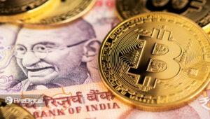 یکی از بانکهای هند ارائه خدمات ارزهای دیجیتال را آغاز کرد