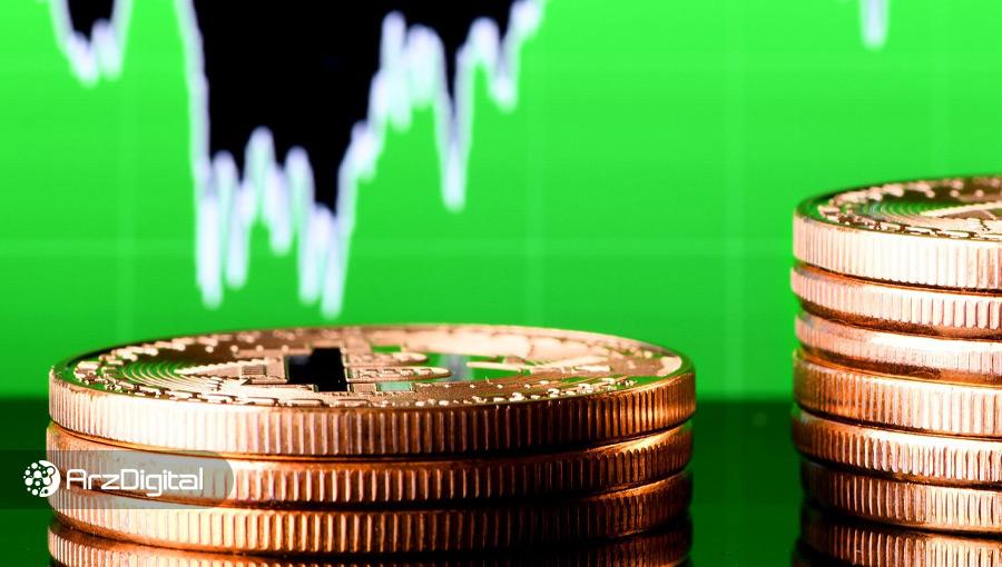 قیمت بیت کوین با افزایش ۵ درصدی از ۱۲,۰۰۰ دلار عبور کرد