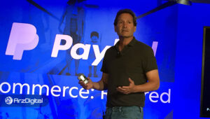 مدیرعامل پی پل: بهزودی از ارزهای دیجیتال بیشتری پشتیبانی خواهیم کرد