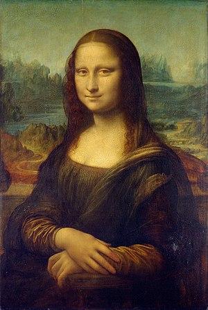 تابلوی مونالیزا، شاهکار لئوناردو دا وینچی؛ نمونه بارز از یک دارایی غیرمثلی
