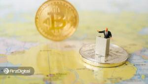 افزایش قیمت بیت کوین همزمان با اعلام نتایج انتخابات آمریکا