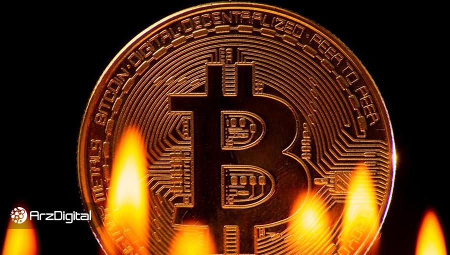 قیمت بیت کوین در عرض چند دقیقه ۱,۰۰۰ دلار اصلاح شد!