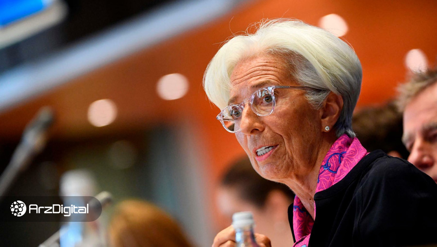 رئیس بانک مرکزی اروپا: یوروی دیجیتال ۲ الی ۴ سال دیگر عرضه خواهد شد