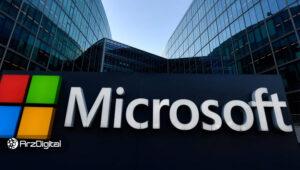 مایکروسافت برای صنعت بازی یک پلتفرم مبتنی بر بلاک چین خواهد ساخت
