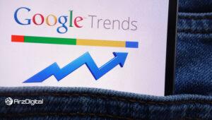 جستجو برای «قیمت بیت کوین» در گوگل رکورد ۱۸ ماهه را شکست