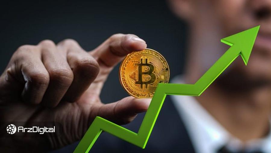 قیمت بیت کوین از ۳۴,۰۰۰ دلار هم عبور کرد؛ تسلط مطلق بر بازار