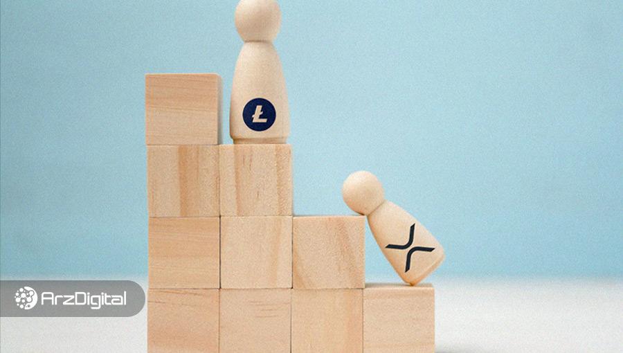 شکایت جدید از ریپل؛ لایت کوین جایگاه XRP در بازار را تصاحب کرد