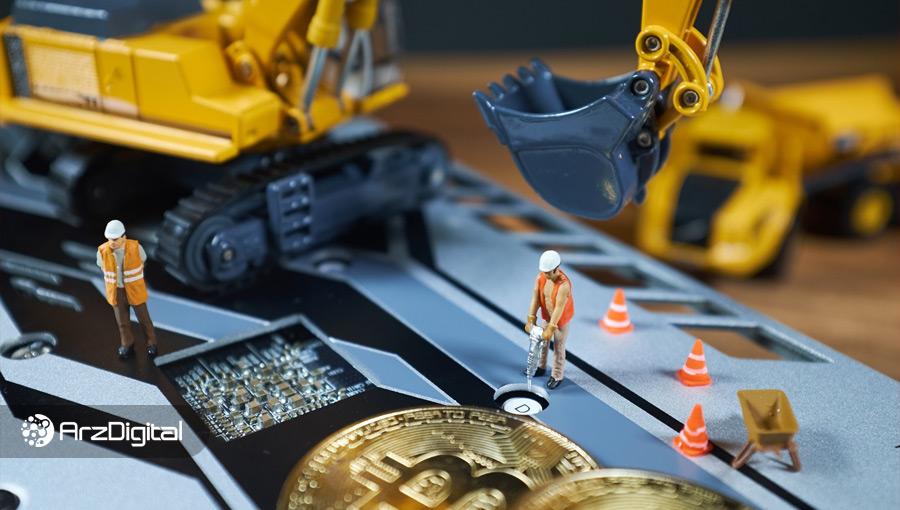 درآمد استخراج بیت کوین در یکماه گذشته بیش از ۱ میلیارد دلار بوده است
