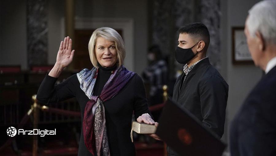 سناتور طرفدار بیت کوین به عضویت کمیته بانکی سنا منصوب شده است