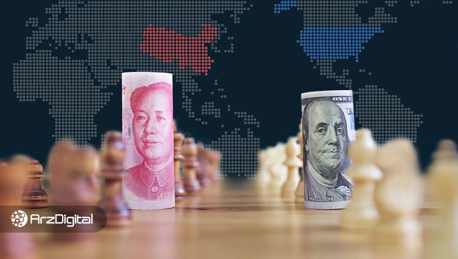 دولت آمریکا نگران ارز دیجیتال ملی چین است